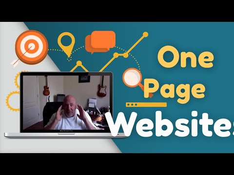 One Page Websites thumbnail
