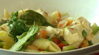 Recette : poêlée de poulet et légumes primeurs du chef Yves Camdeborde - Météo à la carte