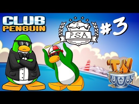Club Penguin : Case Of The Missing Coins - PSA Mission #3