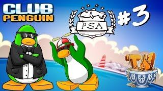 Club Penguin : Case Of The Missing Coins...