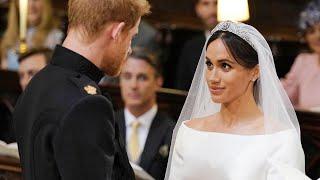 Meghan Markle Kept a Wedding Day Secret From Prince Harry