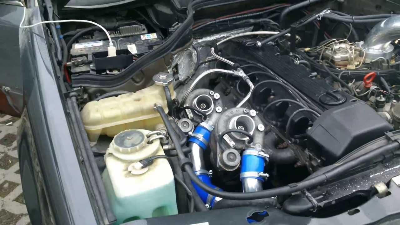 Mercedes Benz 1995 E320 Wiring Diagram Revving W124 300ce Twin Turbo Youtube