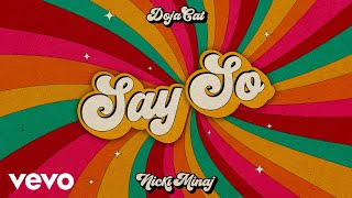 Doja Cat - Say So (Remix) (feat. Nicki Minaj) Video