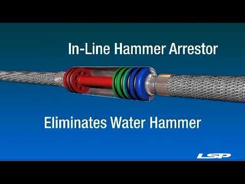 Inline Hammer Arrestor With Lsp Youtube