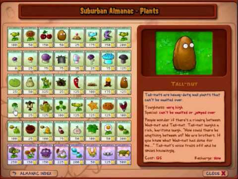 All 49 Plants/ All 26 Zombies *Read Description*