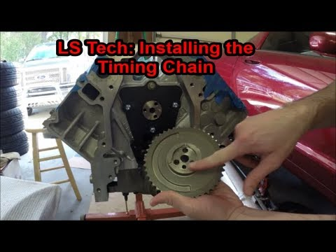 LS Tech: Installing an LS2 Timing Chain