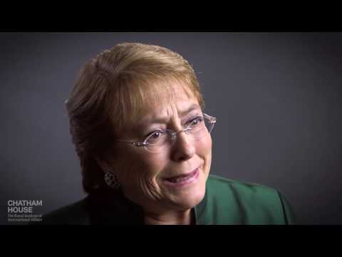 Michelle Bachelet: Tackling Gender Inequality
