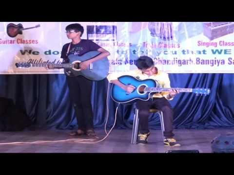 Guitar - Indian School of Fine Arts