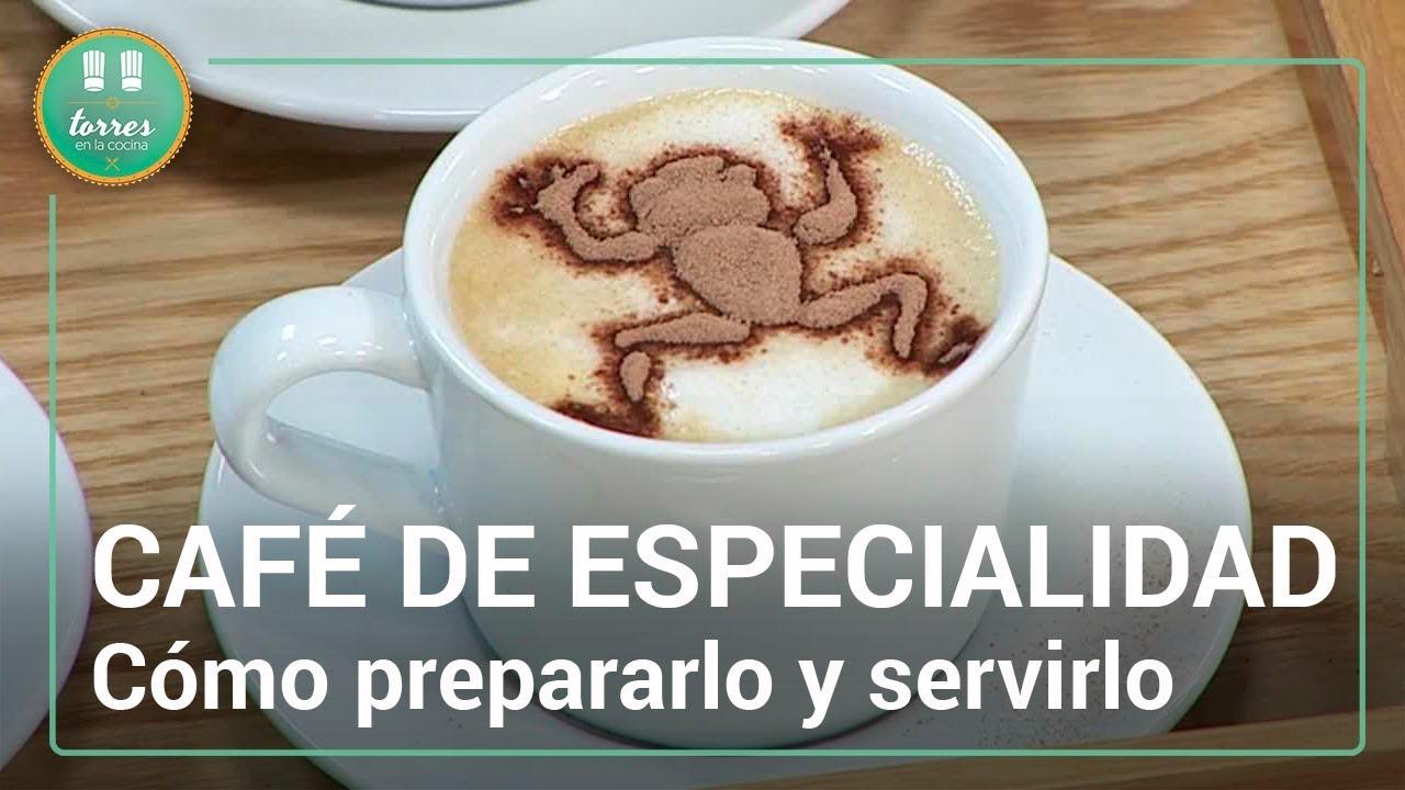 Caf de especialidad c mo prepararlo y servirlo con iker for Torres en la cocina youtube