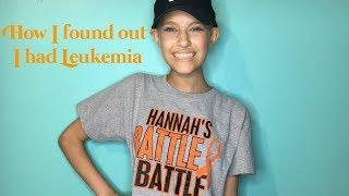 How I found out I had Leukemia