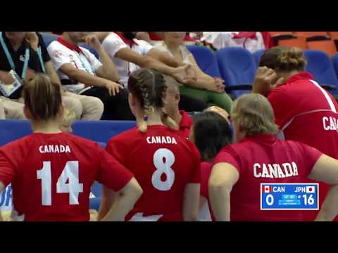 Canada v Japan