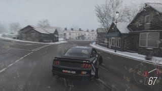 Forza Horizon 4 - 2018 Ford #88 Mustang RTR (Chelsea DeNofa) Gameplay [4K]
