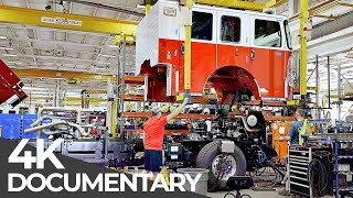Largest Fire Truck Manufacturer | Mega Manufacturing | Free Documentary