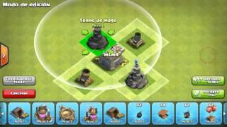 Clash of Clans | Base Farming Ayuntamiento 6,2