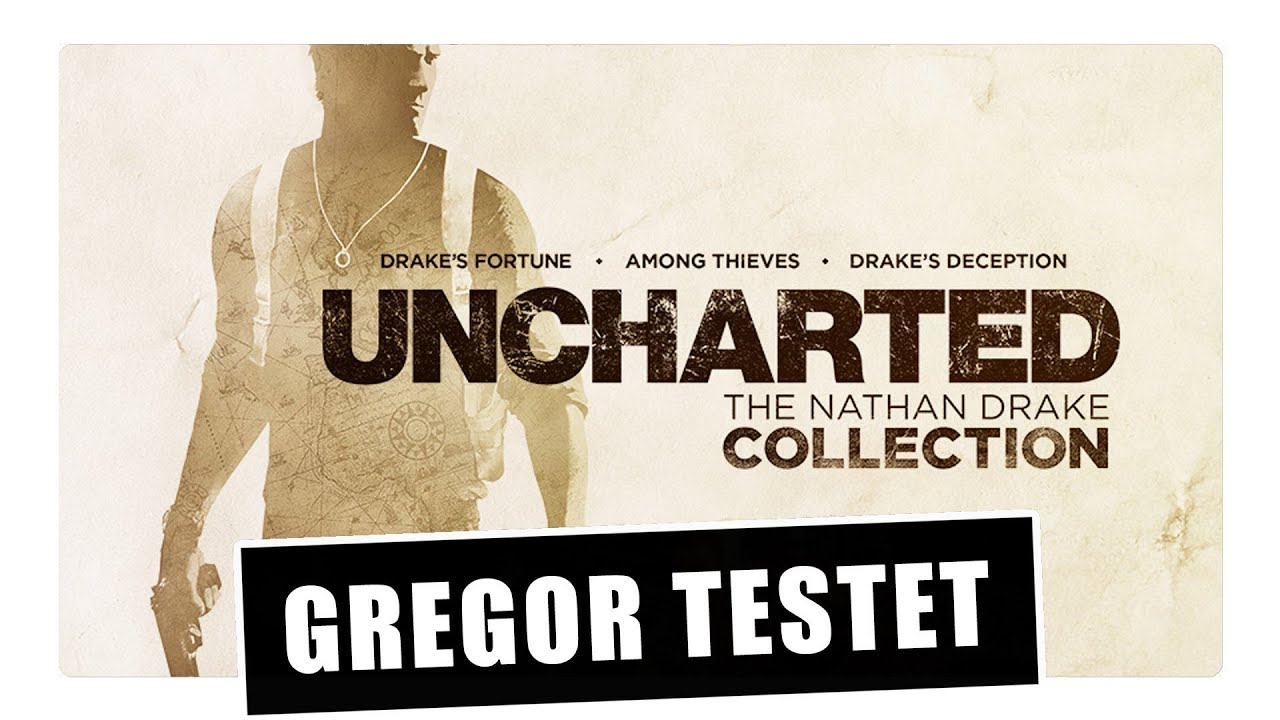 Gregor Testet Uncharted The Nathan Drake Collection Review 60fps