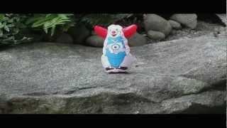 The Story of Bozo the Clown Mini Bop Bag