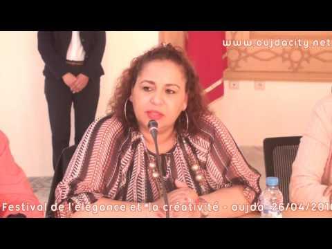 Oujda :Artisanat  Festival de l'élégance et de la créativité