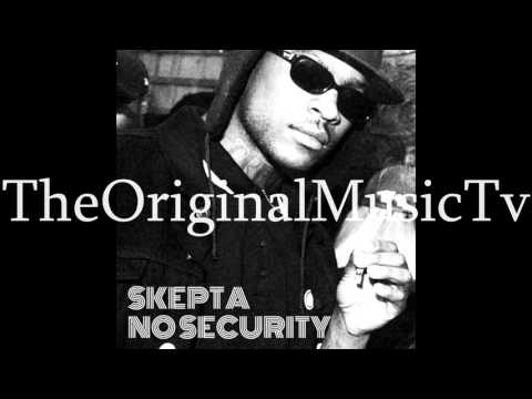 Skepta - No Security (Bass Boosted)