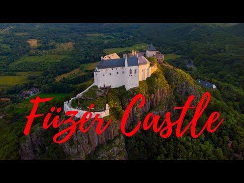 Castle of Füzér - Hungary - 4K