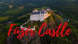 Castle of Füzér - Hungary - 4K thumbnail