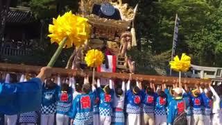 粒座天照神社秋祭り