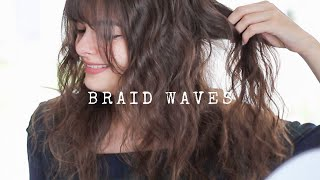 How To Make Braid Waves Work On Thin Hair