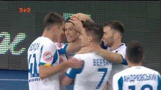 Динамо Львов 4 0 Гол Попов 90 1
