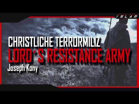 Christliche Terrormiliz ´LRA´ Joseph Kony [KurzDoku/DE/hd]