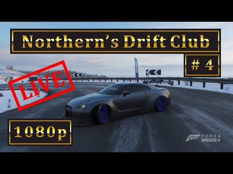 Forza Horizon 4 - Northern's Drift Club #4 - English 1080p thumbnail