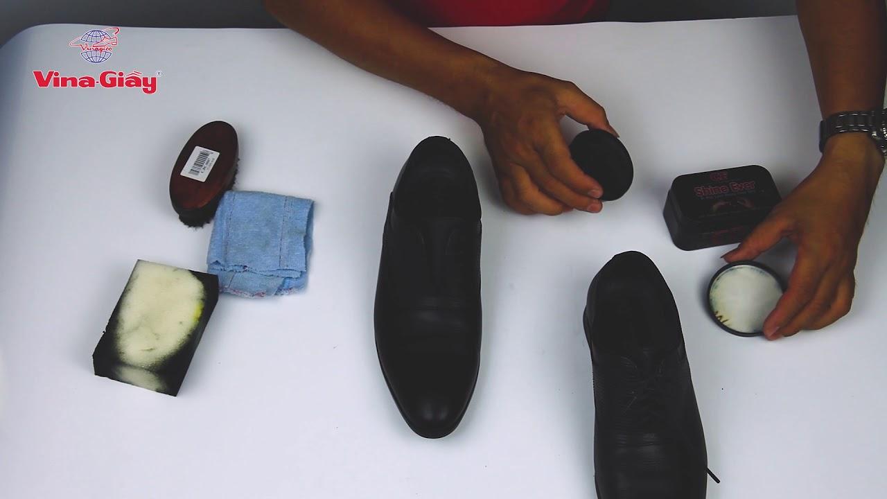 Cách đánh xi cho giày da nhanh, sạch như mới tại nhà – Vina-Giầy