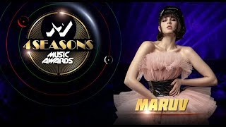 MARUV - ПОПУРI, M1 Music Awards 2018