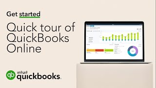 Get started in QuickBooks Online: a quick tour \u0026 what to do next