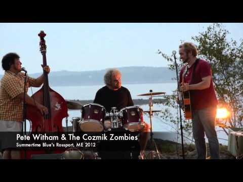 Pete Witham and the Cosmic Zombies (Rossport's Guitars by the Sea)