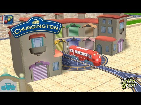 Chuggington Traintastic Adventures – A Train Set Game for Kids | BUILD & PLAY By Budge