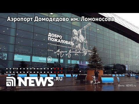 Аэропорту Домодедово официально присвоили имя Ломоносова