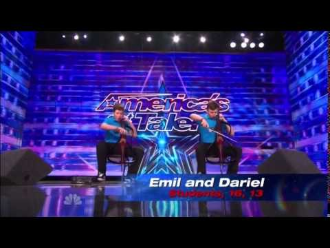 Top 8 Best America's Got Talent 2014 Auditions