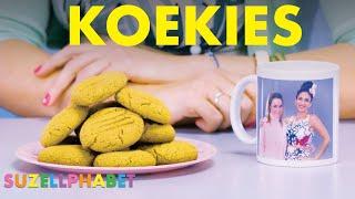 KOEKIES !! Only 3 Easy Ingredients!!