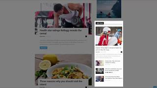 Newspaper 8 Tutorial - How to Create a Really Smart Sidebar