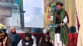 Speech by Hazrat Allama Mufti Ghulam Ghous Sabri - Urs Makhdoom e Samnani 2013