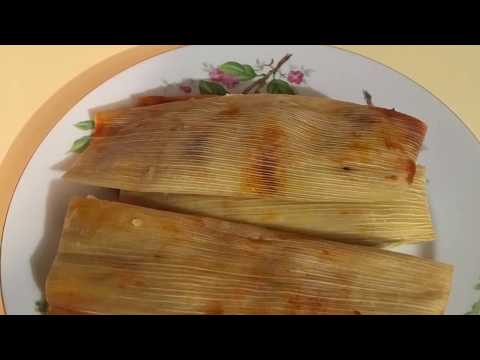 How To Make Mexican Tamales Step By Step!
