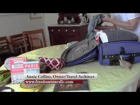 Freedom Tours, LLC - How to Pack