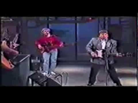 "Del Shannon on David Letterman - ""Runaway"""