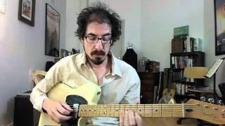 "50 Jazz Blues Licks - #1 George Benson I-iv On ""the Thang"" - David Hamburger"
