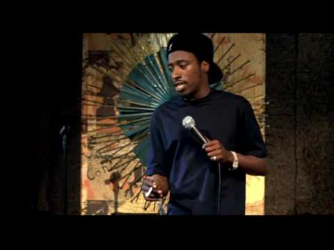 Eddie Griffin. Clip 1 - From The Movie. Foolish""