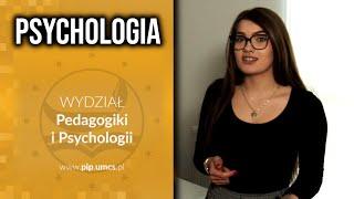 Psychologia UMCS - Prezentacja Kierunku