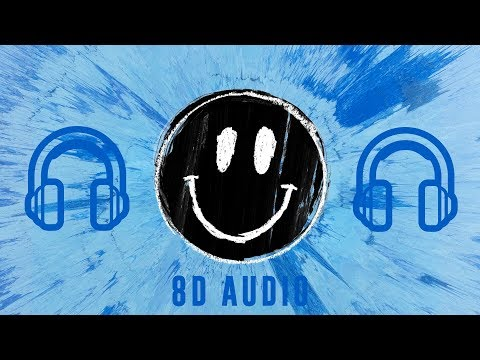 Ed Sheeran - Happier | 8D Audio || Dawn of Music ||