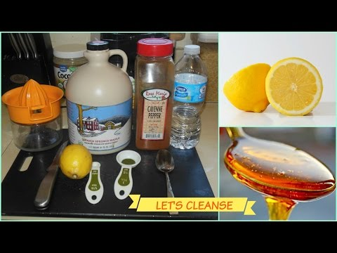 Master Cleanse Ingredients And How To Guide