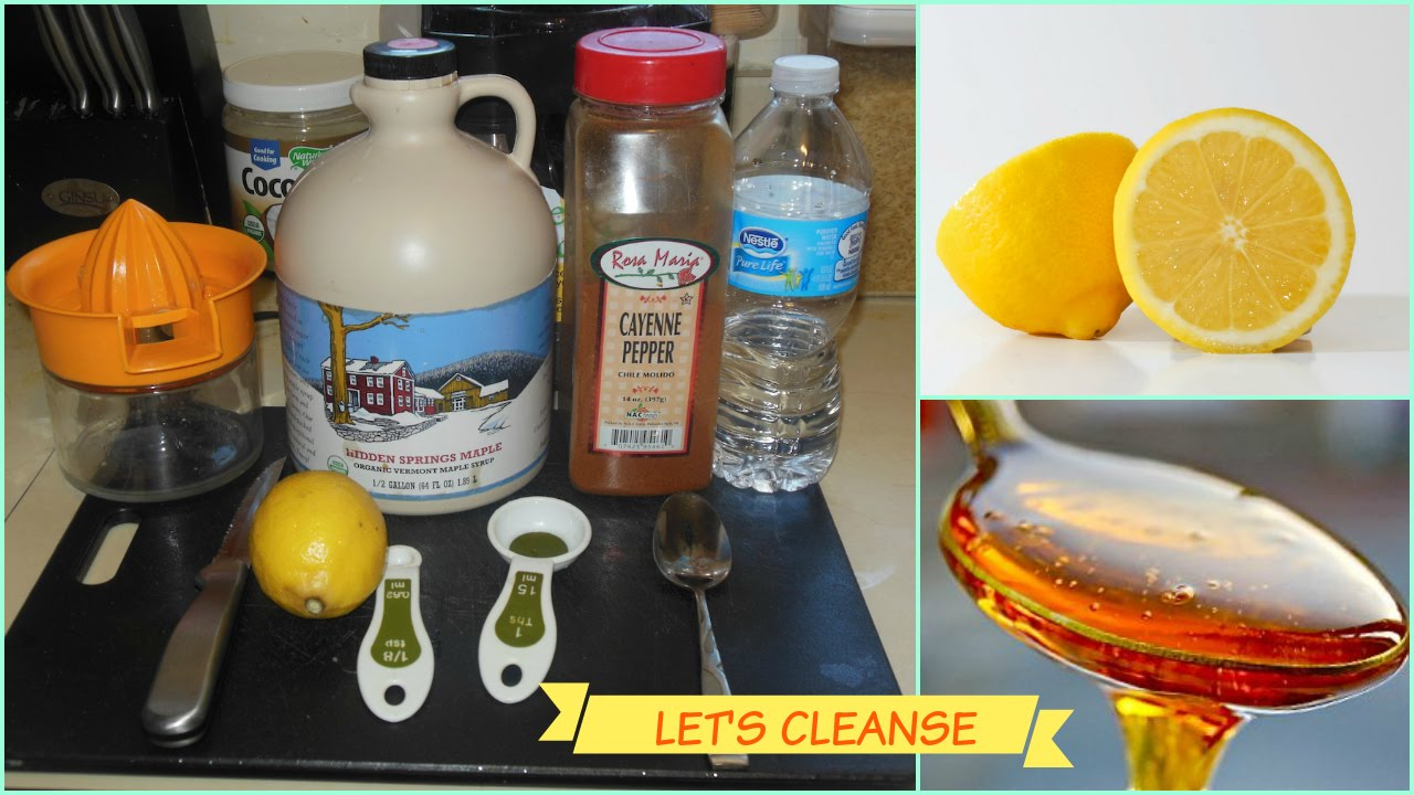 master cleanse ingredients and how to guide youtube rh youtube com master cleanse instructions pdf master cleanse guidelines