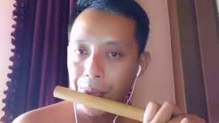 rhoma irama terpaksa cover suling bambu