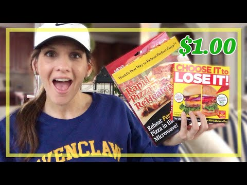 DOLLAR TREE HAUL | I AM FALLING APART